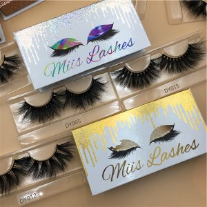 MAQUILLAGELASHES25Mm Mink Lashes Wholesale