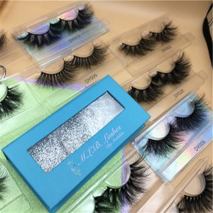 MAQUILLAGELASHES 25Mm Mink Strip Lashes