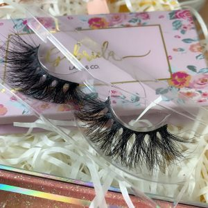 MAQUILLAGELASHES 25MM 3D Mink Lashes
