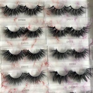 MAQUILLAGELASHES 25MM Mink Lashes Vendor
